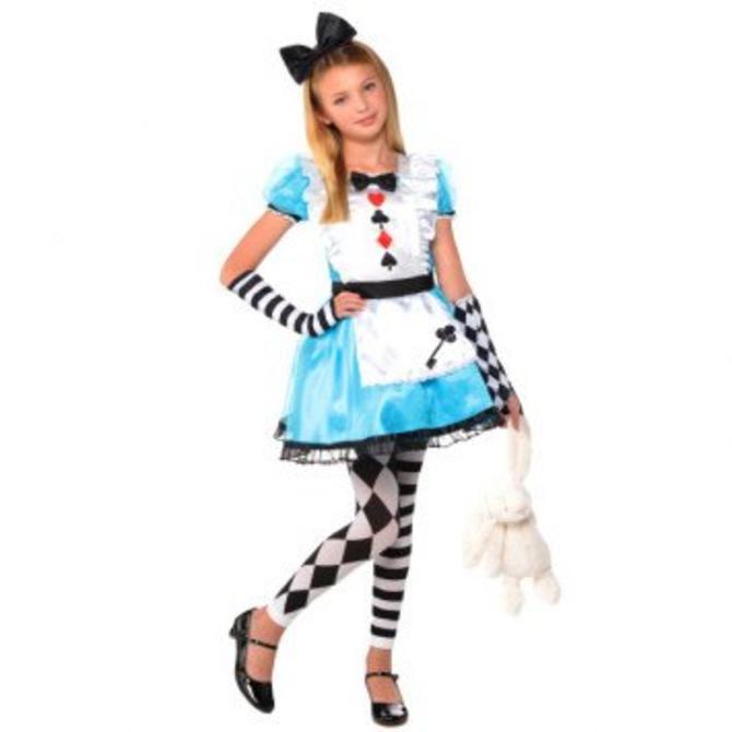 Girls Alice In Wonderland (#87)