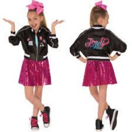 **Girls JoJo Siwa Jacket (#96)