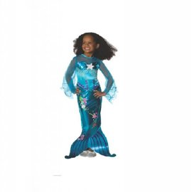 **Girls Magical Mermaid -Blue (#97)