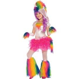 Girls Pretty Rainbow Unicorn (#144)