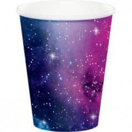 Galaxy 9oz Cups