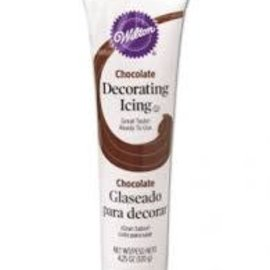 Chocolate Decorating Icing, 4.25oz