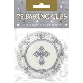 Communion Cupcake Liners