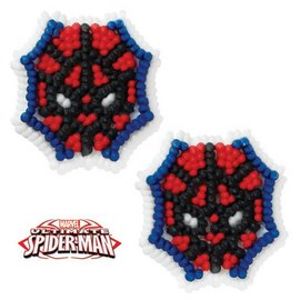 Spiderman Icing Decorations