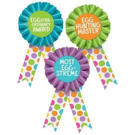 Egg Hunt Award Ribbons