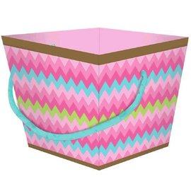 Easter Basket Pink