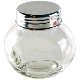 Glass Cruets Favor Jars