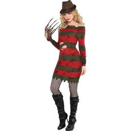 **Womens Miss Krueger- A Nightmare on Elm Street