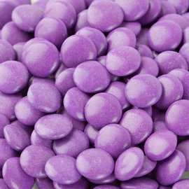 Chocolate Buttons 12oz.- Purple