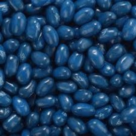 Jelly Beans 14oz. -Blue