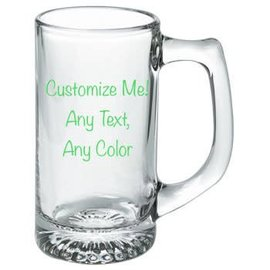 Beer Mug- Customizable