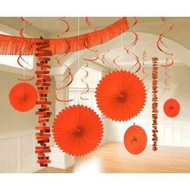 Paper & Foil Decorating Kits - Orange Peel