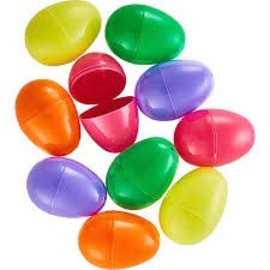 Easter Treat Containers, Bright Colors- 12ct