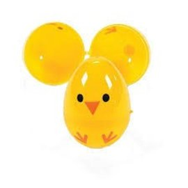 Easter Treat Containers, Baby Chicks- 10ct