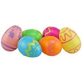 Easter Treat Containers, Colorful Designs- 10ct