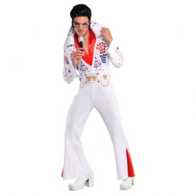 King Of Vegas Costume - Standard (#147)