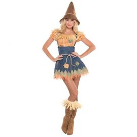 Womens Sultry Scarecrow