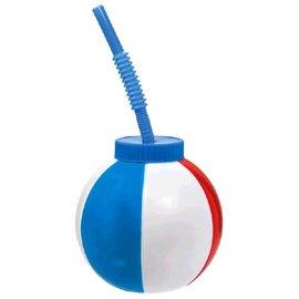 Beach Ball Sippy Cup