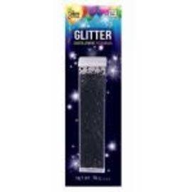 Glitter .75oz. Black