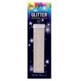 Glitter .75oz. White
