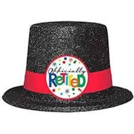 Officially Retired Top Hat