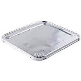 Half Foil Steam Pan Lid