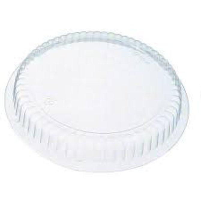 "9"" Round Plastic Lid"