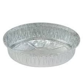 "9"" Round Foil Pan"
