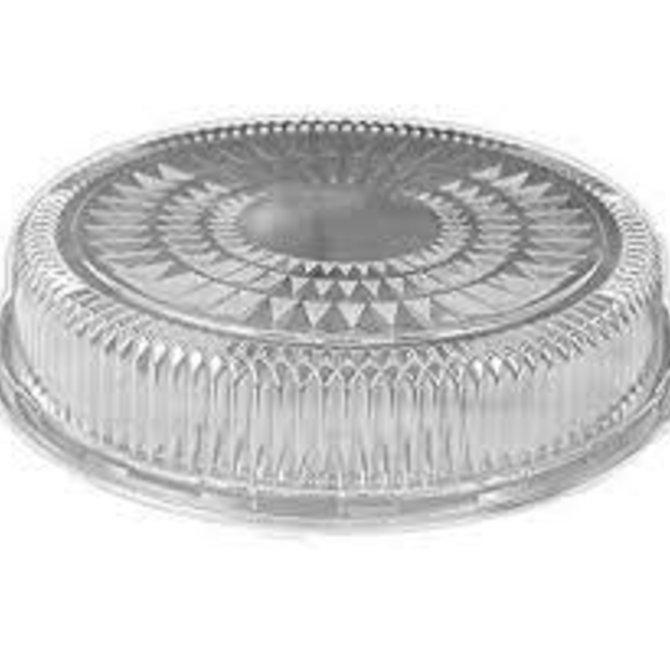 "16"" Plastic Dome Lids"