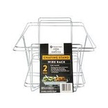 2 Pack Wire Racks