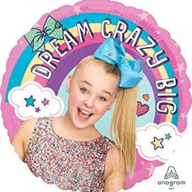 "JoJo Siwa Dream Crazy Big Balloon, 18"" (#75)"
