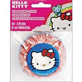 Hello Kitty Baking Cups, 50ct