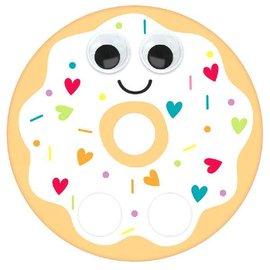 Valentine Donut Walker Cards 12ct