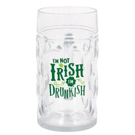 St. Patrick's Day Giant Tankard 32oz