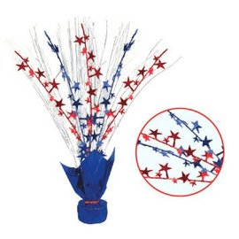 Patriotic Value Spray Centerpiece