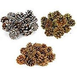 Pine cones Bag, 15ct
