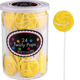 Swirly Pops 24ct.-Gold