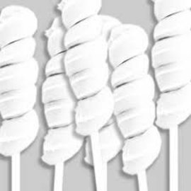 Twisty Pops 20ct. - White