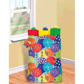 """Birthday - Gift Sack             44"""" X 36"""""""