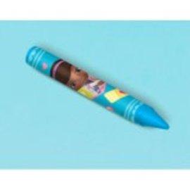 Doc McStuffins Crayon Favor