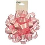 "4"" Confetti Bow- Pink"