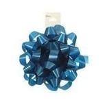 """4"""" Confetti Bow- Royal Blue"""