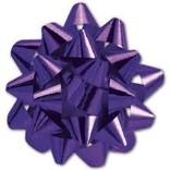 """4"""" Confetti Bow- Purple"""