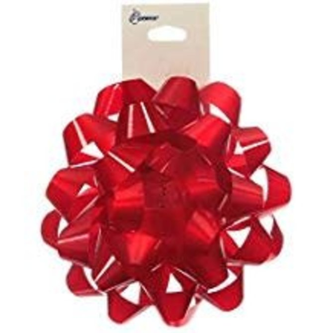 """4"""" Lacquer Bow- Red"""