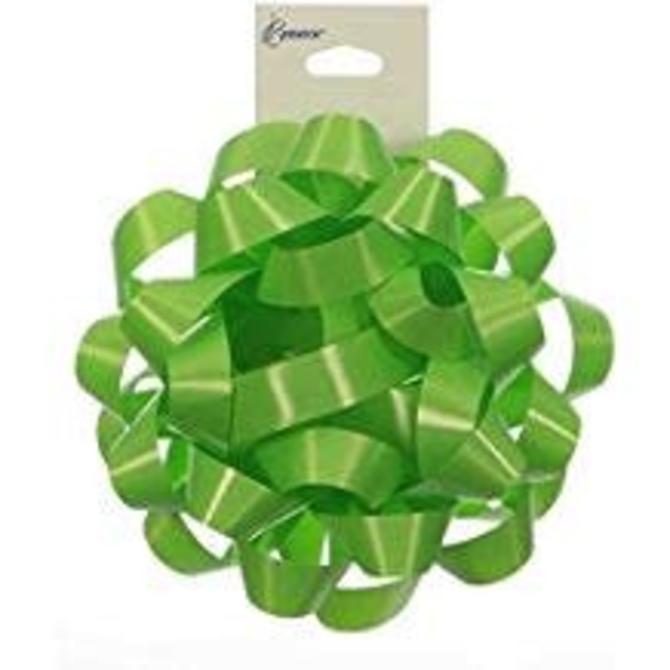 """4"""" Confetti Bow- Citrus"""