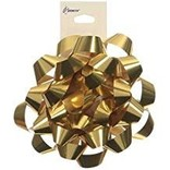 "4"" Metallic Bow- Gold"