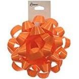 """6"""" Splendorette Bow- Tropical Orange"""