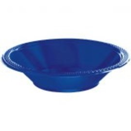 Bright Royal Blue Bowls 12oz, 20ct