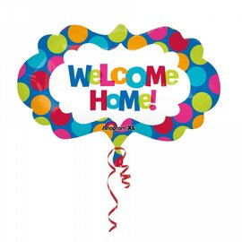"Welcome Home Balloon, 34"" (#222)"
