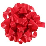 """6"""" Lacquer Bow - Red"""